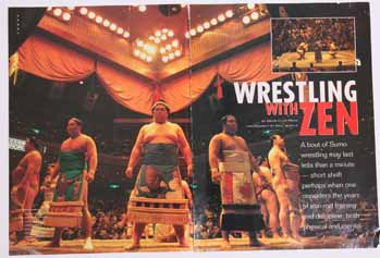 sumo wrestling Japan photos sumo photos sumo pictures